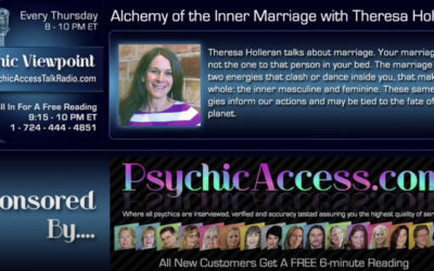 Psychic Viewpoint Radio with Theresa Holleran